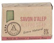 alepeo - aleppo-olijfzeep-damascus-roos