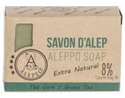 alepeo - aleppo-olijfzeep-groene-thee