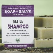 chagrin-valley - nettle-shampoo-bar
