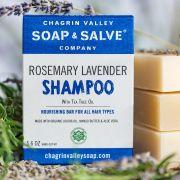 chagrin-valley - rosemary-lavender-shampoo-bar