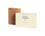 helemaalshea - cacao-kaneel-zeep