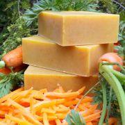 chagrin-valley - carrot-milk-honey-shampoo-bar