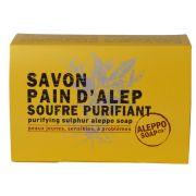 aleppo-soap-co - aleppo-zeep-met-zwavelbloem