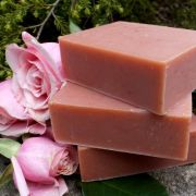 chagrin-valley - shea-rose-clay-soap