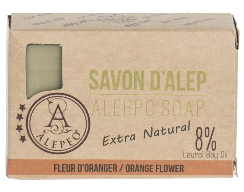 alepeo - aleppo-olijfzeep-sinaasappel