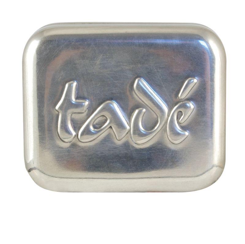tade - boite-a-savon-tade---aluminium-zeepdoos