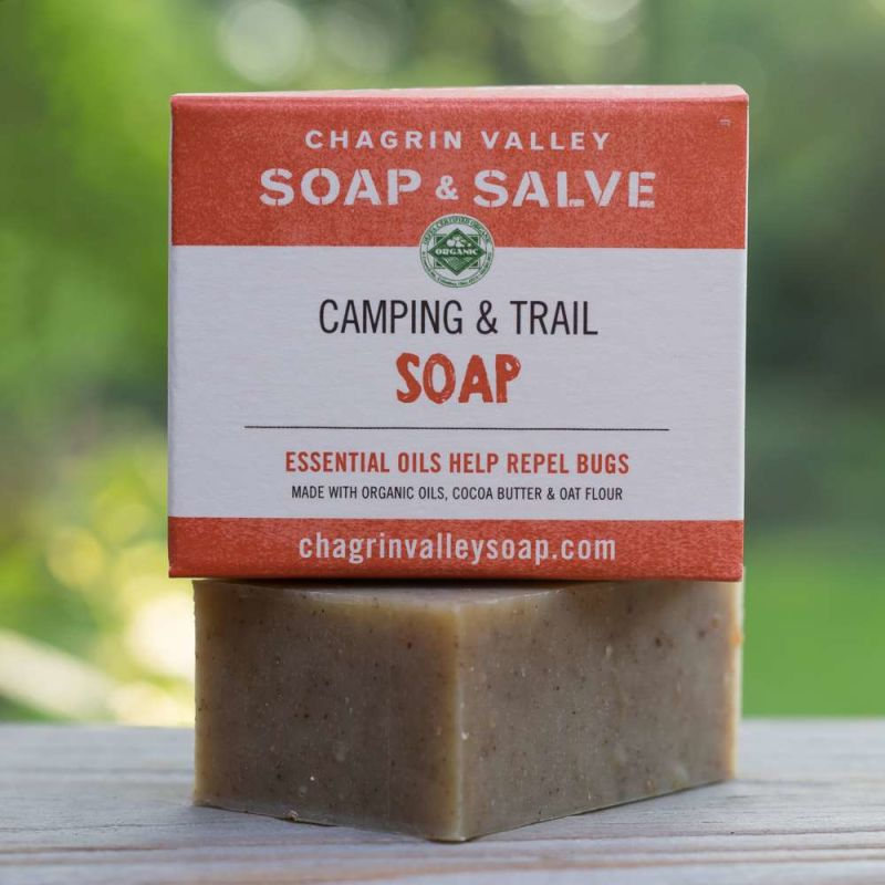 chagrin-valley - camping-trail-bar-soap