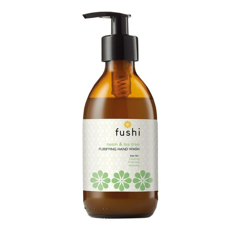 fushi - purifying-neem-tea-tree-hand-wash