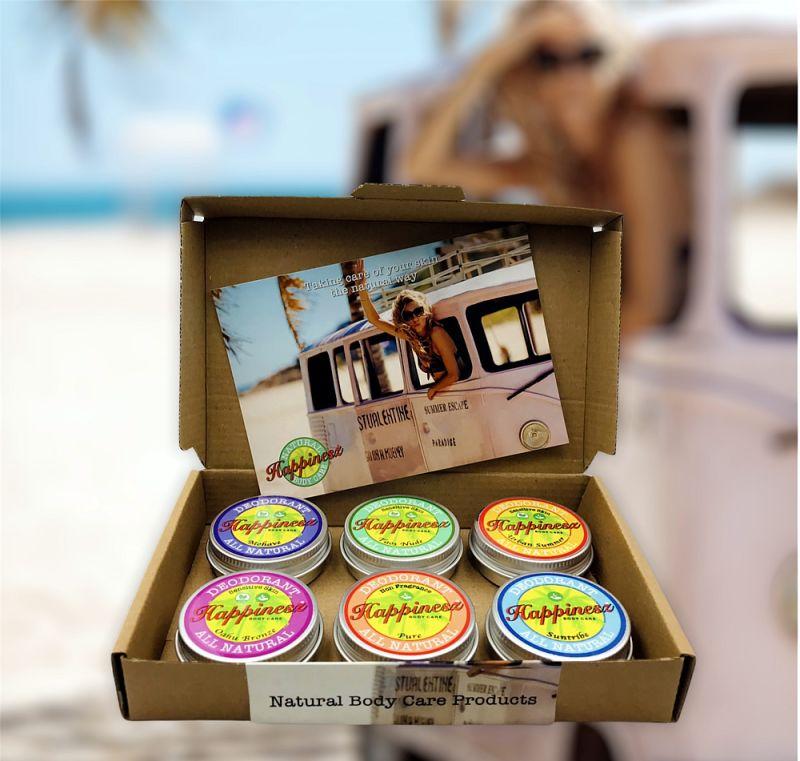 happinesz - all-6-deodorants-box