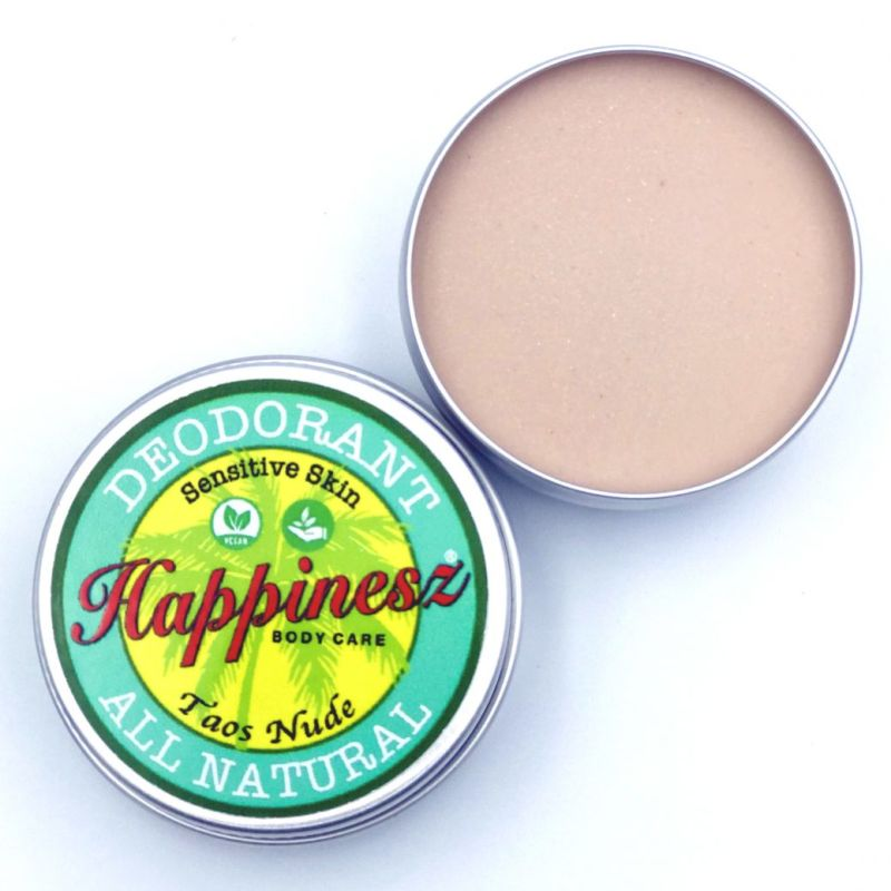 happinesz - sensitive-vegan-all-natural-deodorant-taos-nude