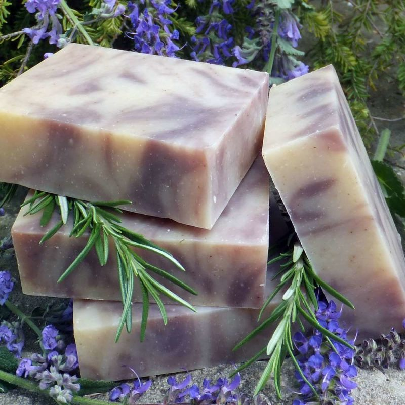 chagrin-valley - lavender-rosemary-soap