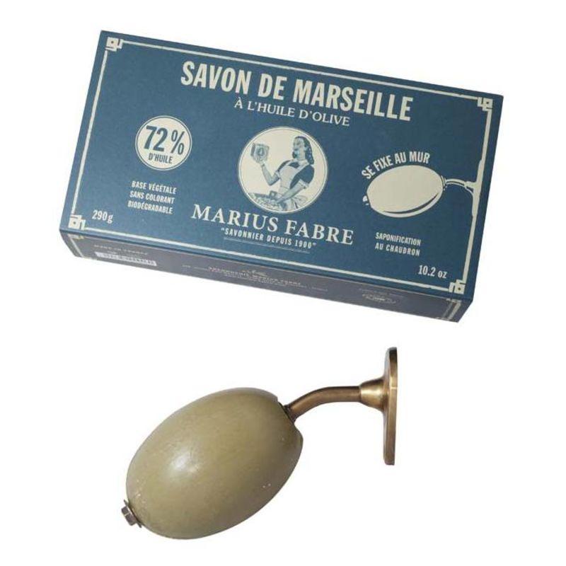 marius-fabre - savon-de-marseille-zeepstang-wandhouder