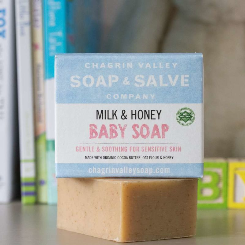 chagrin-valley - milk-honey-baby-soap