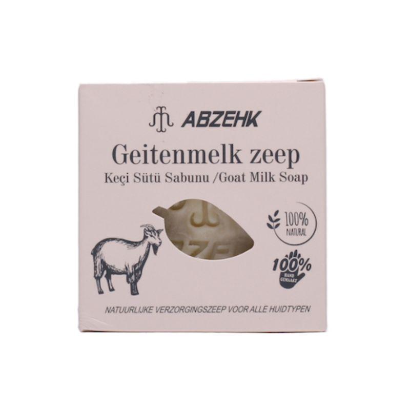 abzehk - geitenmelk-zeep