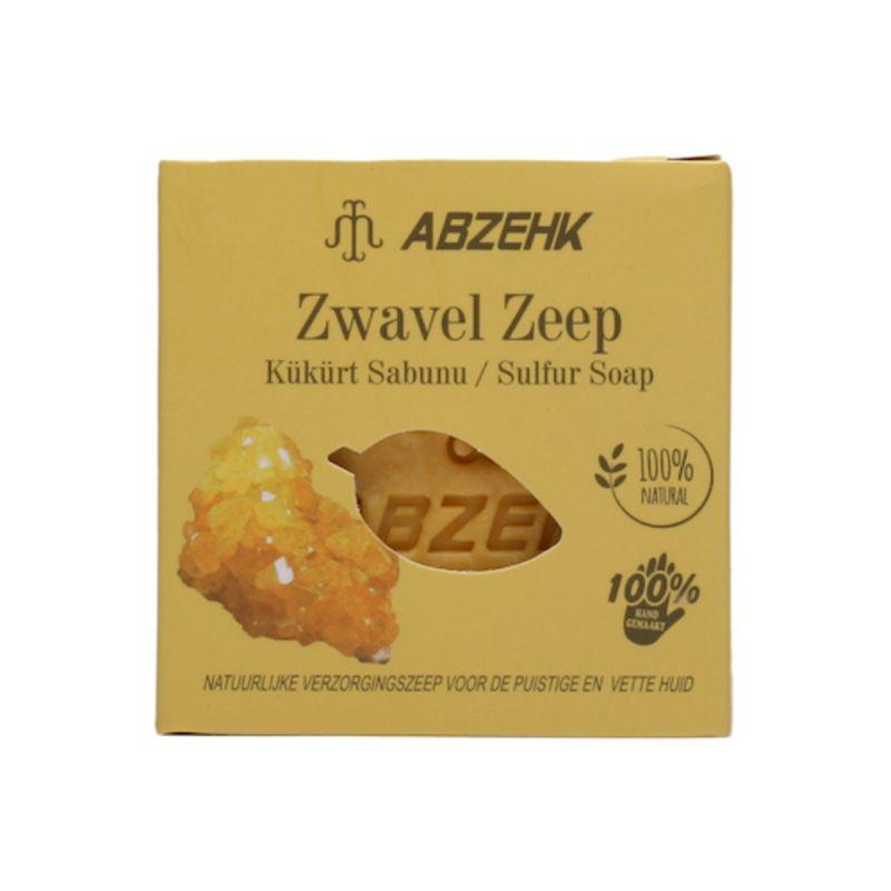 abzehk - zwavel-zeep
