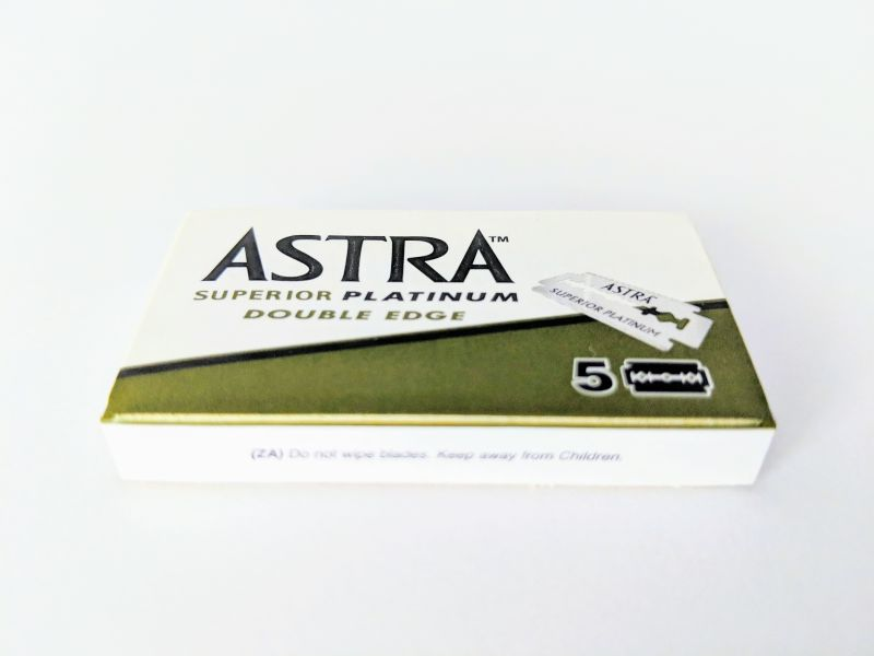 astra - astra-superior-platinum-double-edge-blades