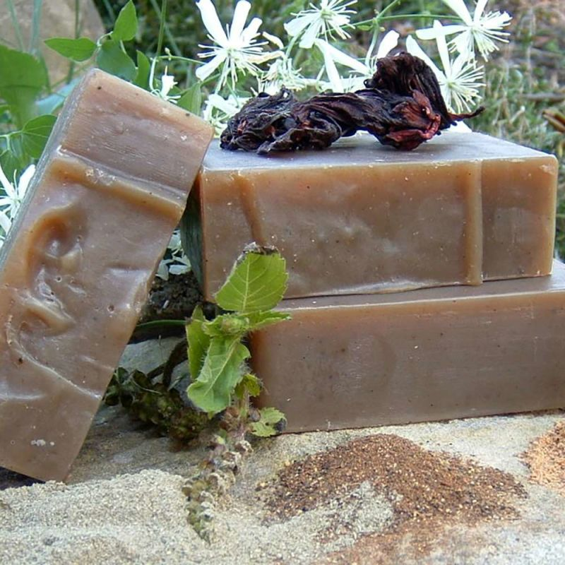 chagrin-valley - ayurvedic-herb-shampoo-bar