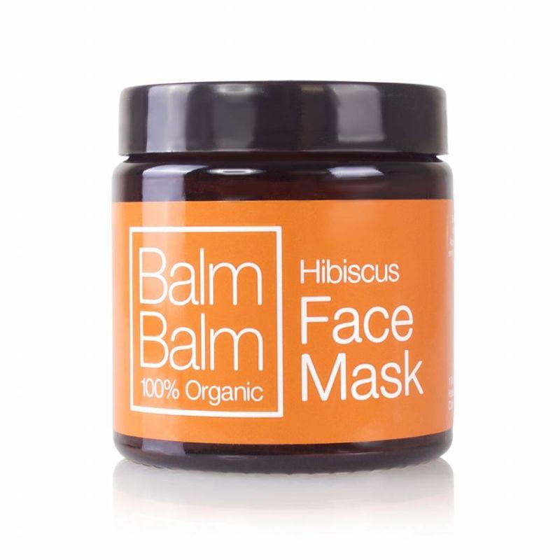 balm-balm - hibiscus-face-mask