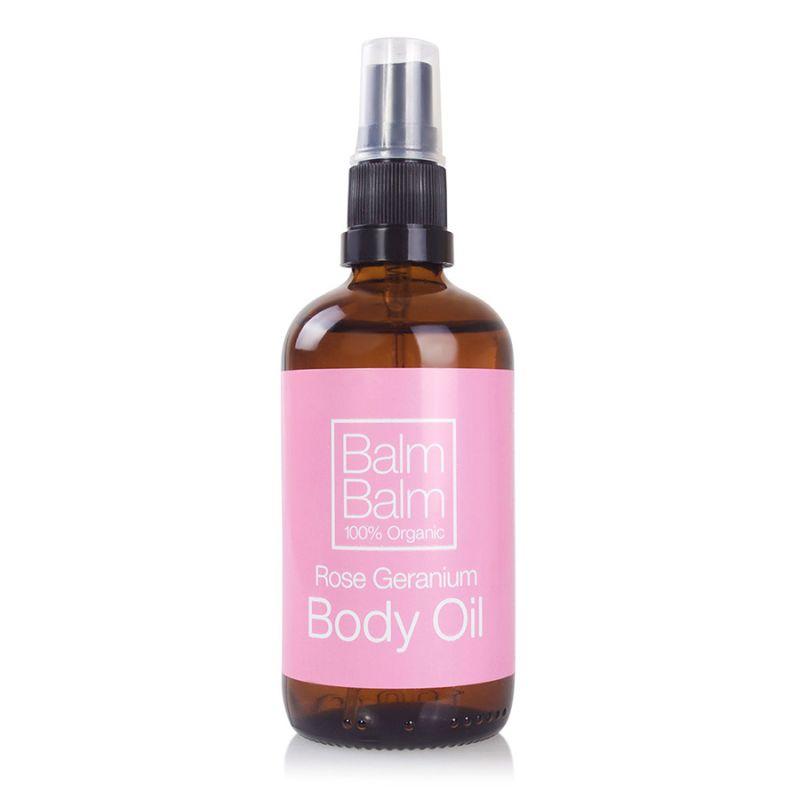 balm-balm - geranium-body-oil
