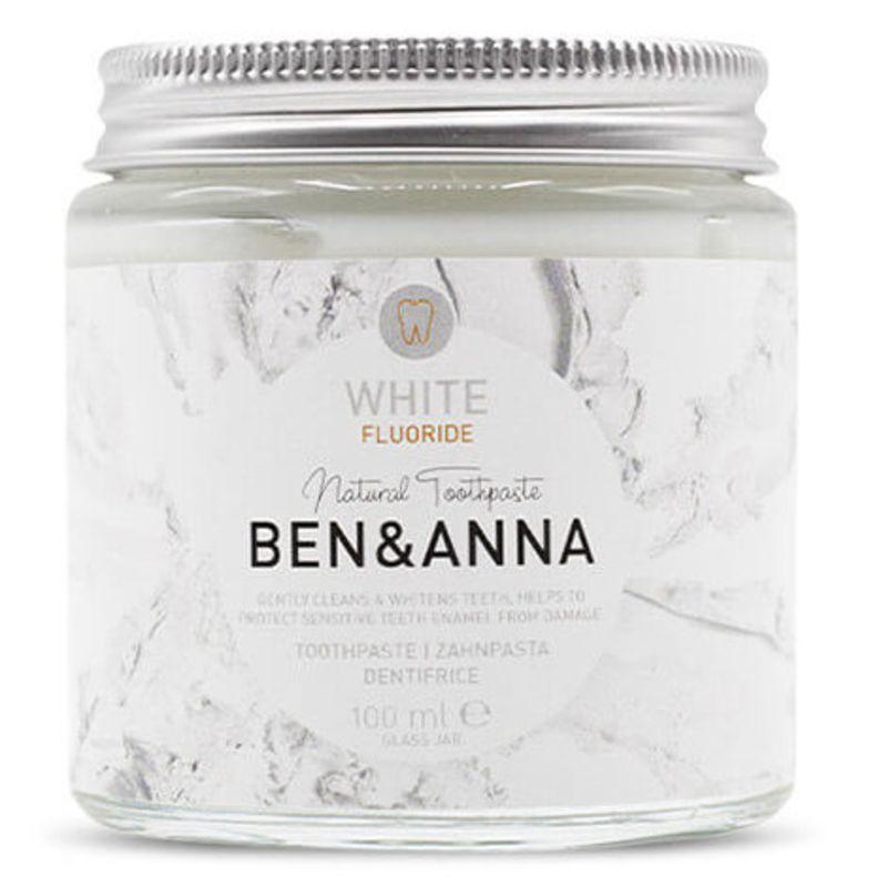 ben-anna - tandpasta-whitening-met-fluoride