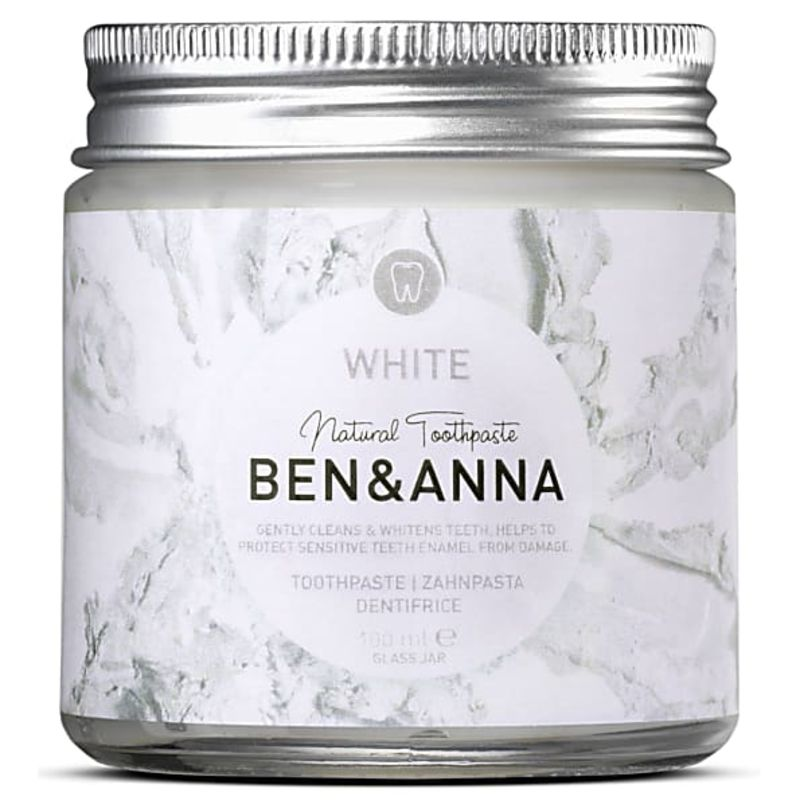 ben-anna - tandpasta-whitening