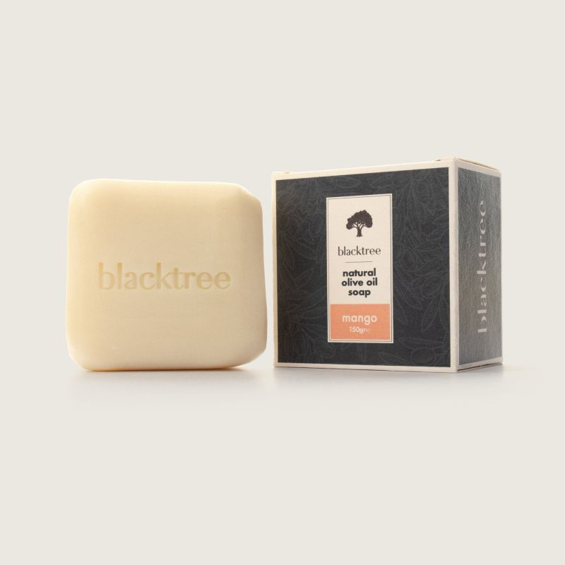 blacktree-naturals - natural-olive-oil-soap---mango