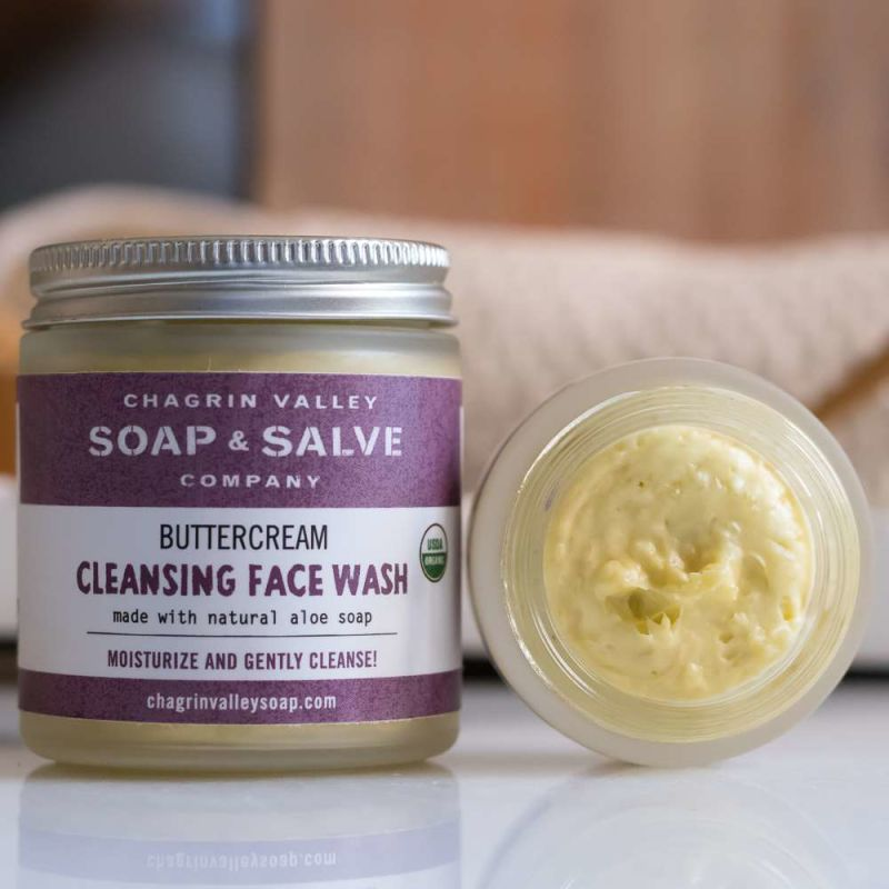 chagrin-valley - buttercream-cleansing-face-wash
