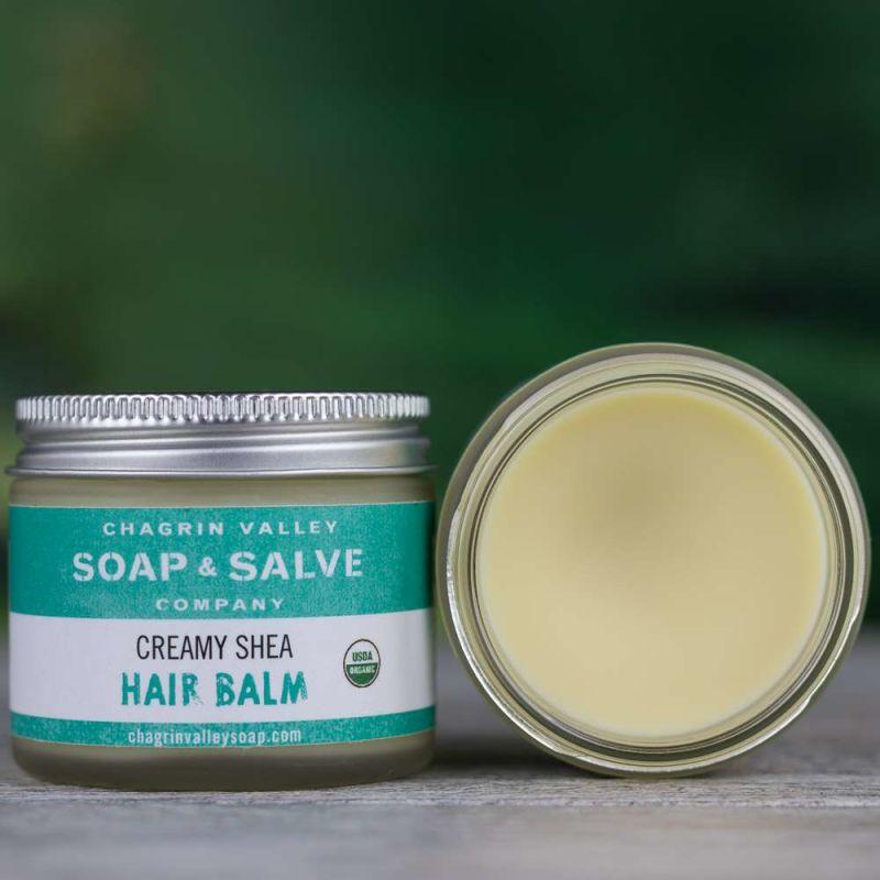 chagrin-valley - creamy-shea-hair-balm-conditioner