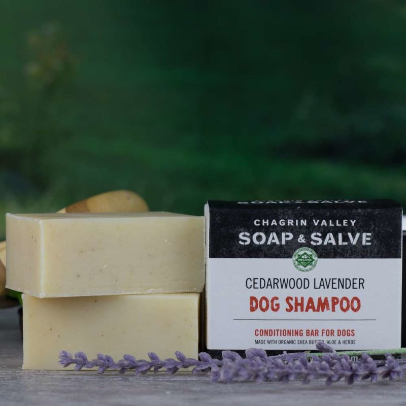 chagrin-valley - dog-shampoo-cedarwood-lavender