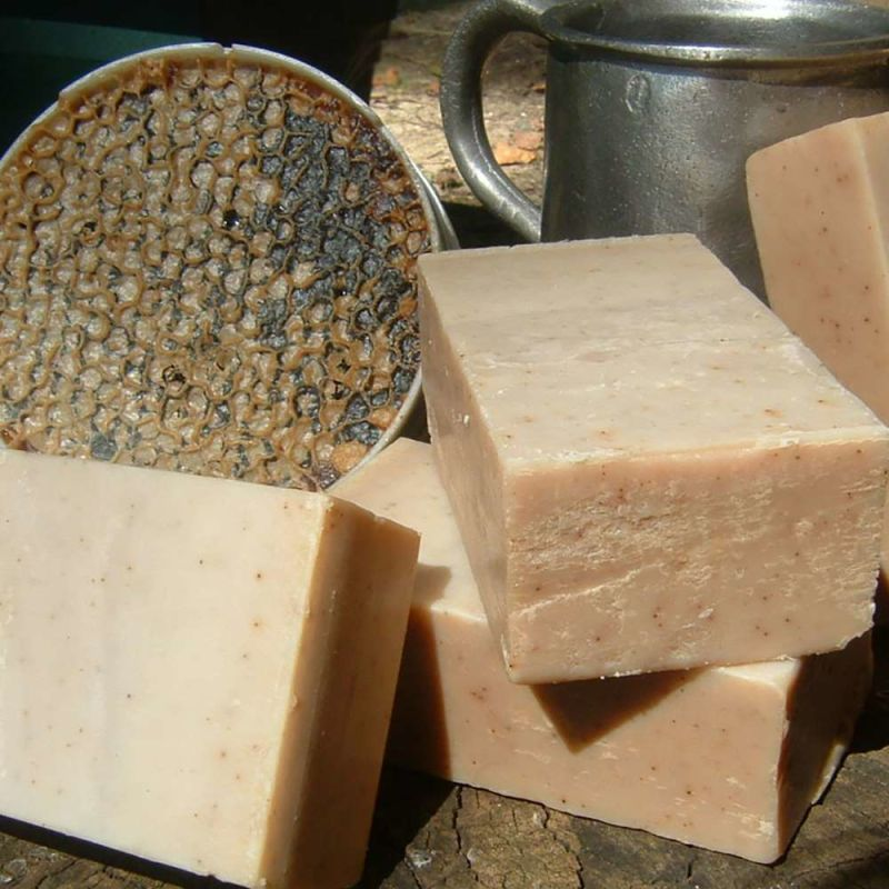 chagrin-valley - honey-beer-soap