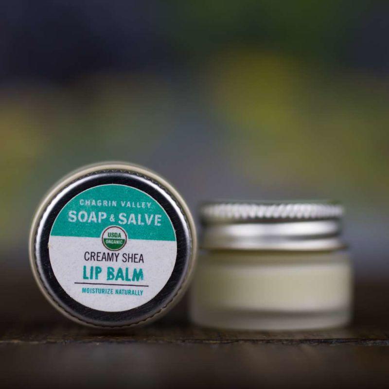 chagrin-valley - creamy-shea-butter-lip-balm