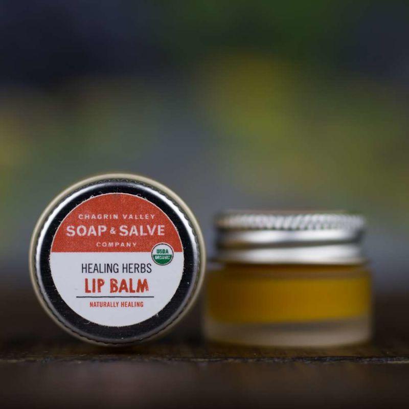 chagrin-valley - healing-herbs-lip-balm