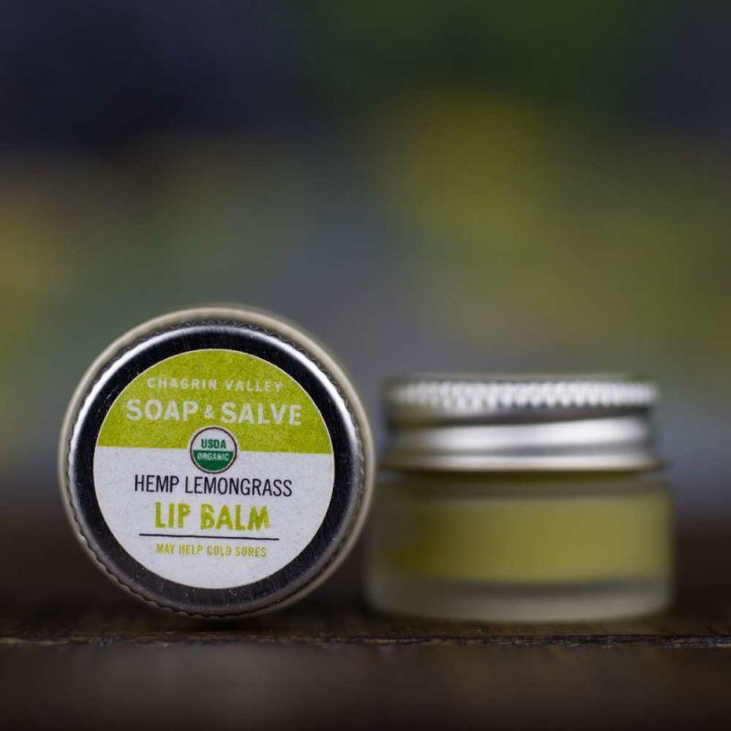 chagrin-valley - hempseed-lemongrass-lip-balm