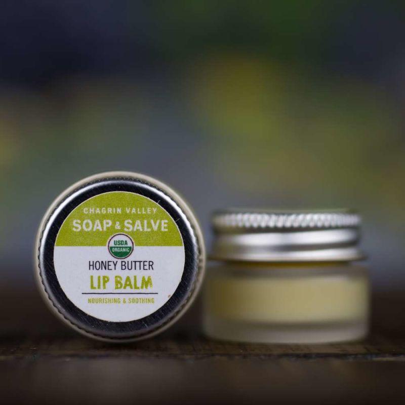 chagrin-valley - honey-butter-lip-balm