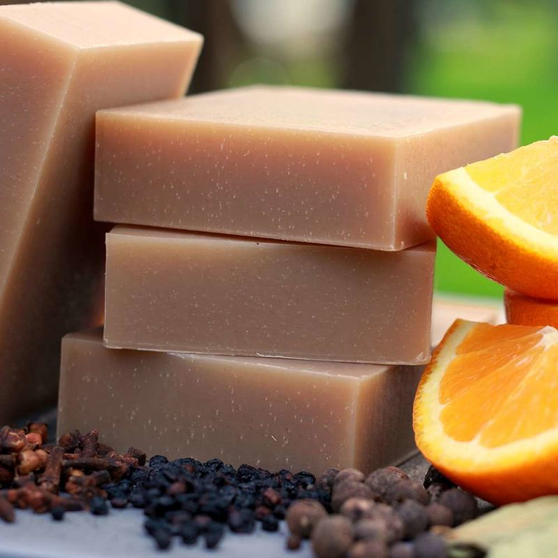 chagrin-valley - mens-bay-rum-soap