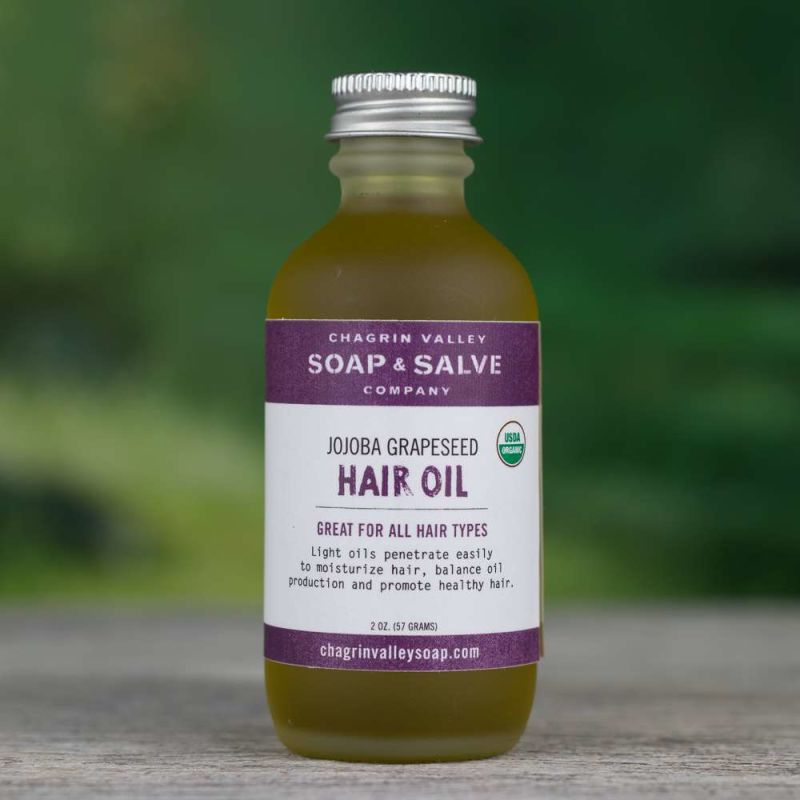 chagrin-valley - jojoba-grapeseed-hair-oil