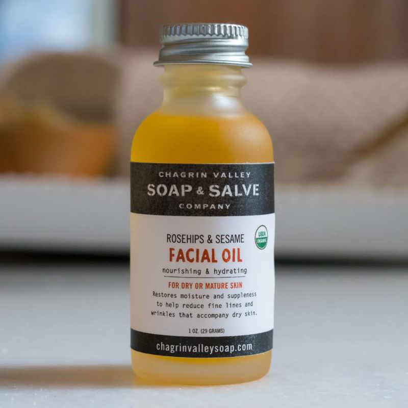 chagrin-valley - rosehips-sesame-facial-oil