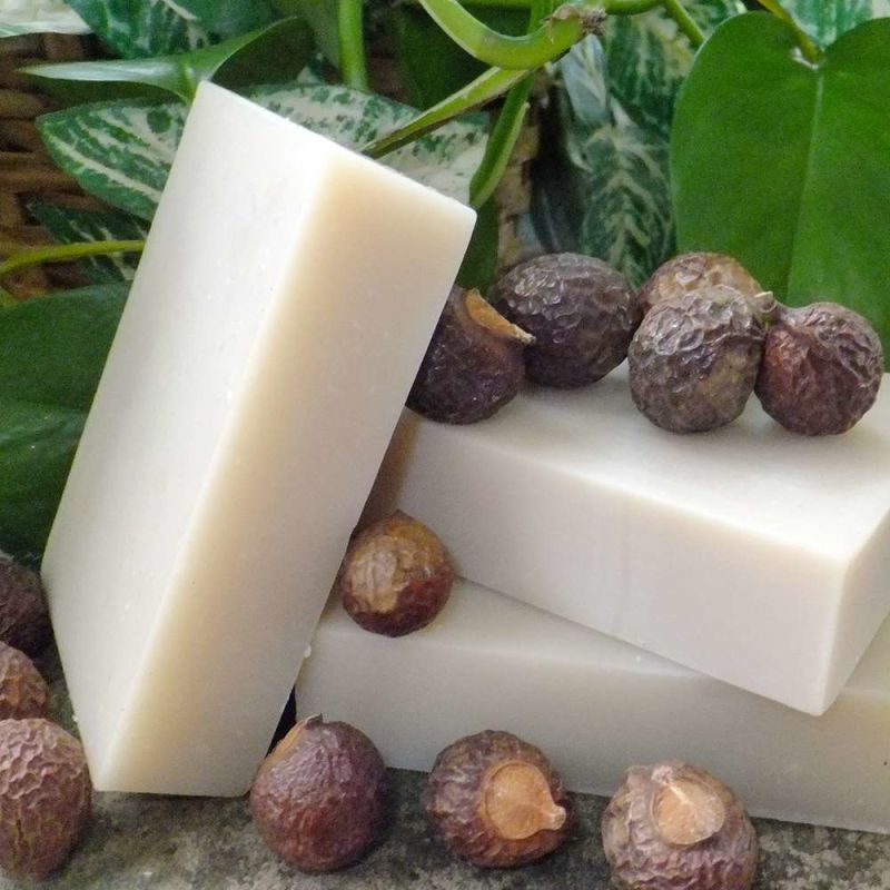 chagrin-valley - soapnuts-shampoo-bar