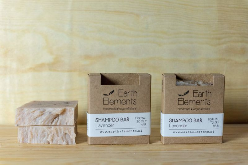 earth-elements - shampoo-bar-lavender-normal-to-oily-hair