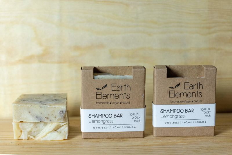 earth-elements - shampoo-bar-lemongrass-normal-to-oily-hair