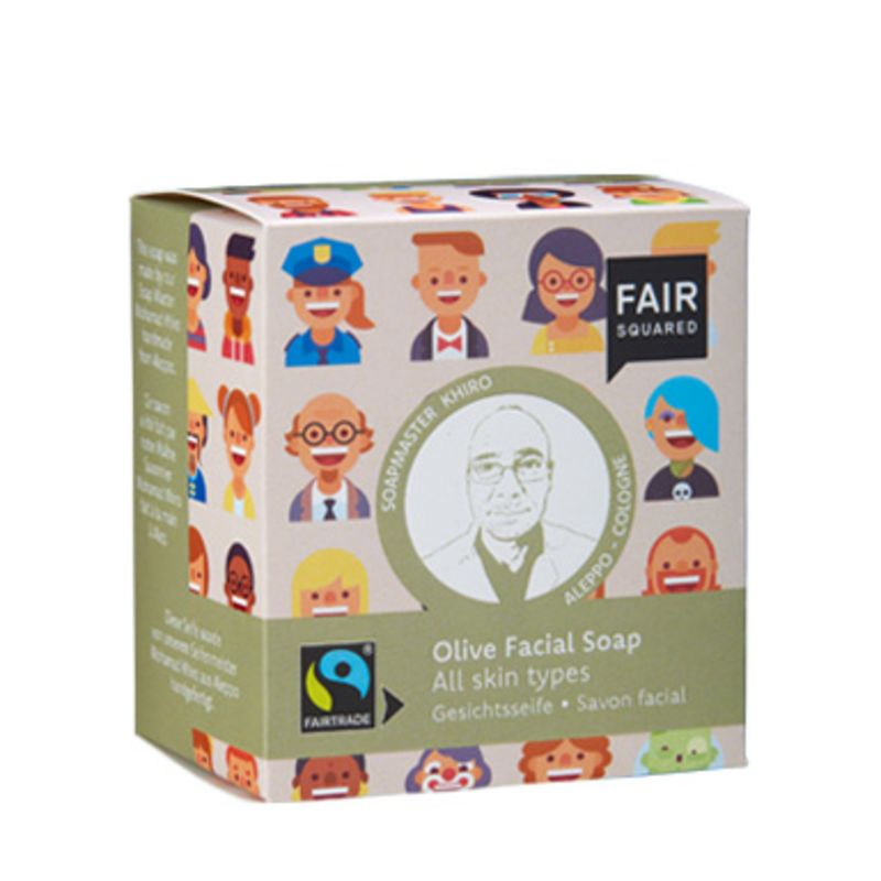 fair-squared - facial-soap-olive-all-skin-types