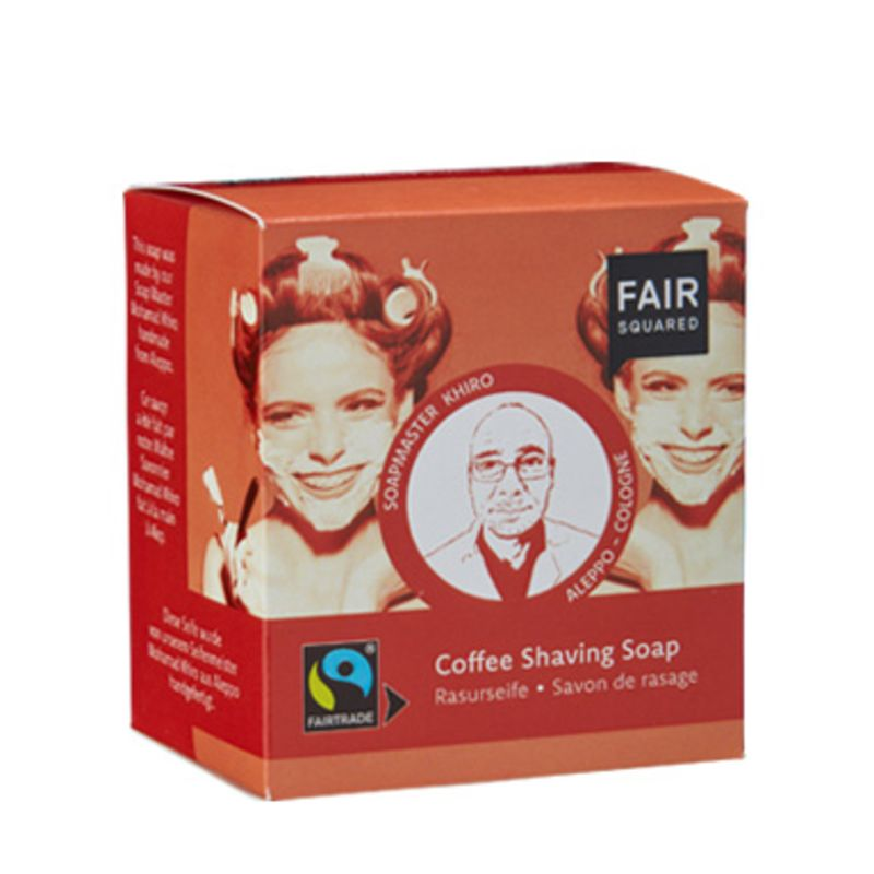 fair-squared - shaving-soap-coffee