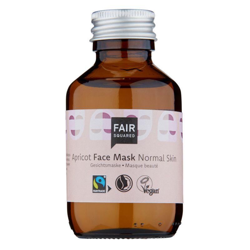 fair-squared - facial-mask-fluid-apricot---normal-skin