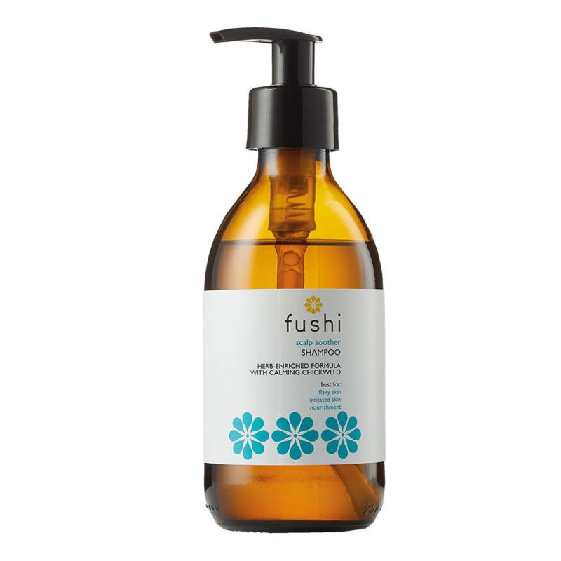 fushi - scalp-soother-herbal-shampoo