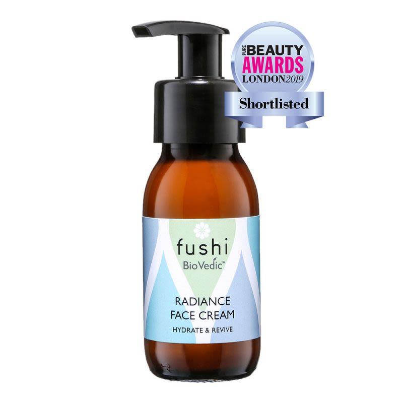 fushi - biovedict-radiance-face-cream