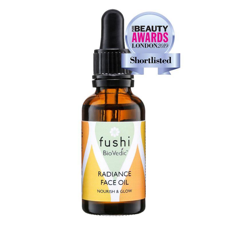 fushi - biovedict-radiance-face-oil