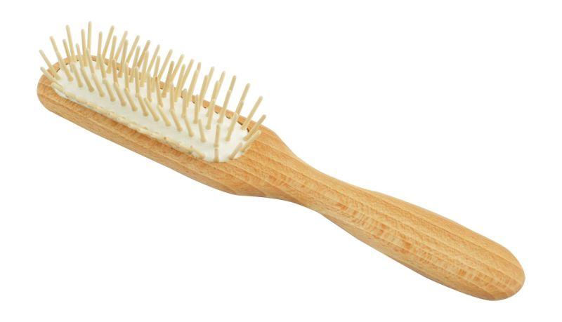 redecker - houten-haarborstel