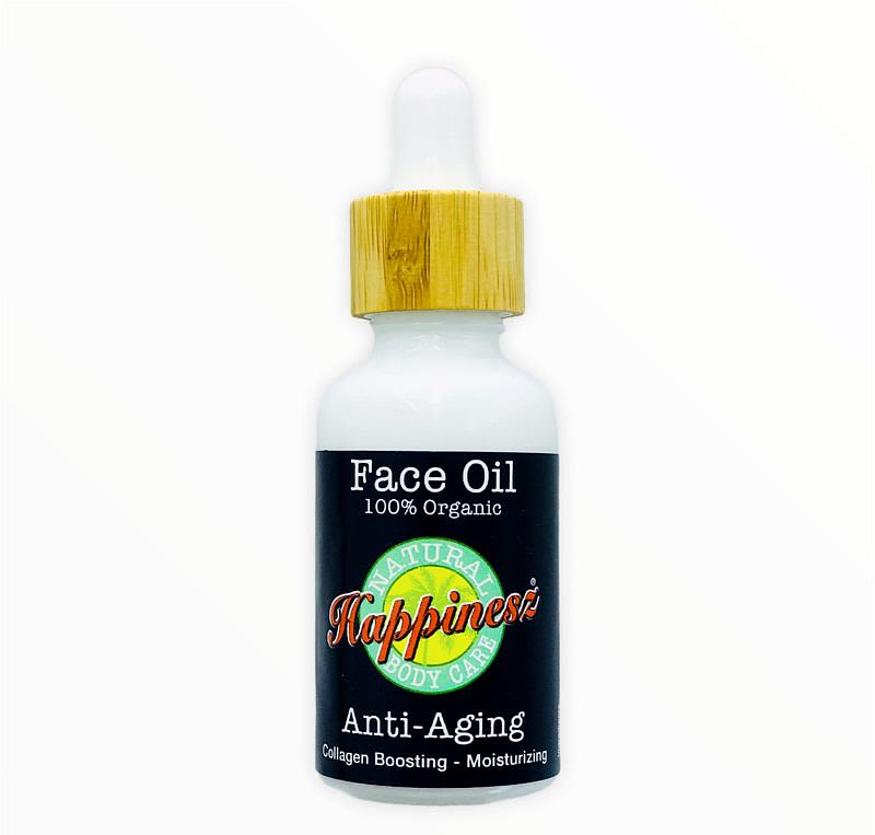 happinesz - anti-aging-organic-facial-oil