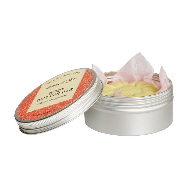 helemaalshea - body-butter-bar---naturel---zonder-parfum