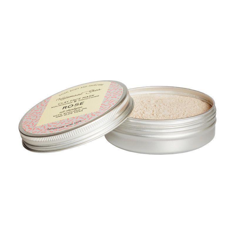 helemaalshea - klei-gezichtsmasker---roos---nourishing-smoothing